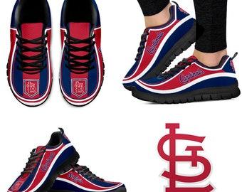 78f59f09b22e5 Cardinals shoes | Etsy