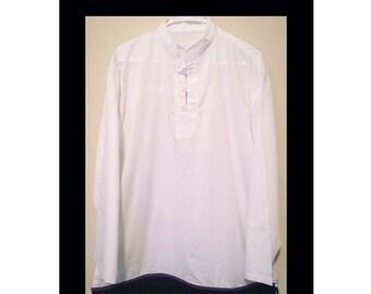 259ec4c93e4144 Mens White Tunic-Can Come In Any Color