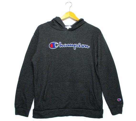 Vintage Champion Reverse Weave Spellout Big Logo P