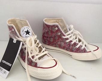 74867abdbb43 Dior X Converse top Luxury Designer Custom Sneaker