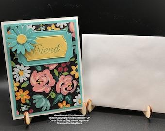 Daisy Encouragement Card