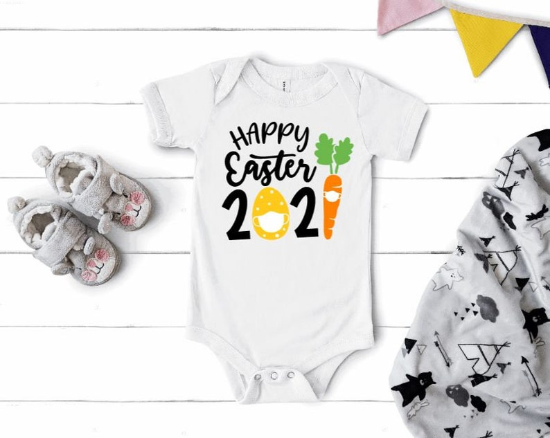 Family Happy Easter 2021 Shirts  Covid Family 2021 Easter Shirts  Funny Family Covid Easter Shirts
