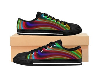 9ef6036b8fbc Men s Sneakers - Abstract Sneakers 7-14 US sizes - Colorful Sneakers -  Fashion Sneakers