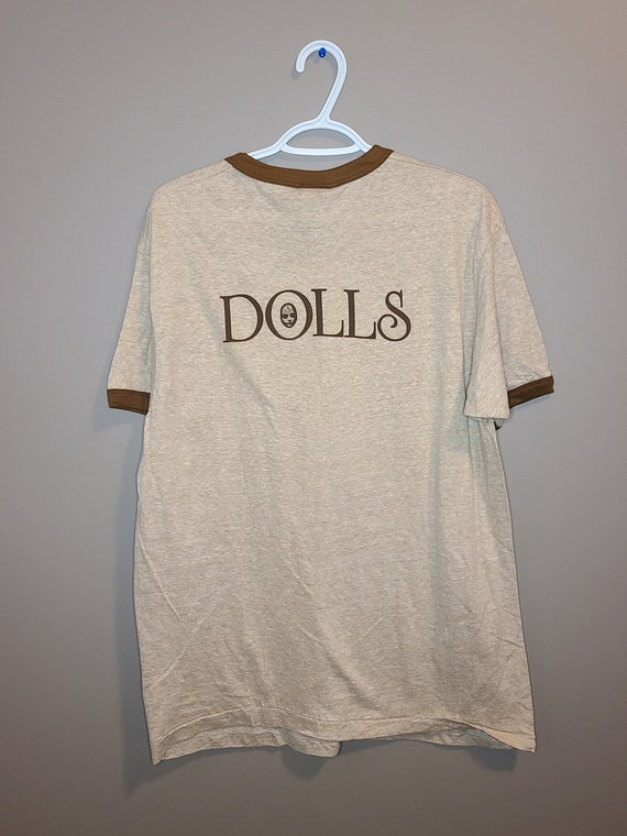 Vintage NEVER WORN 1987 Dolls Horror Film Promotio