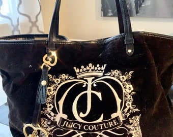 d86c09bbaa Juicy couture bag | Etsy