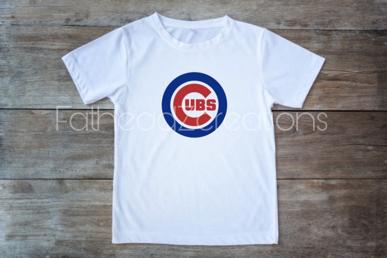 Chicago Cubs Toddler T-shirt Chicago Cubs Chicago Cubs Cubbies Wrigley Field Mlb Opening Day Baseball North Side Wrigleyville Unisex Tshirt