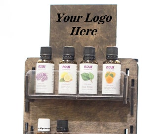 Rotating Retail Counter Display Rack     Essential Oils, Stickers, and More!! 6 Shelves