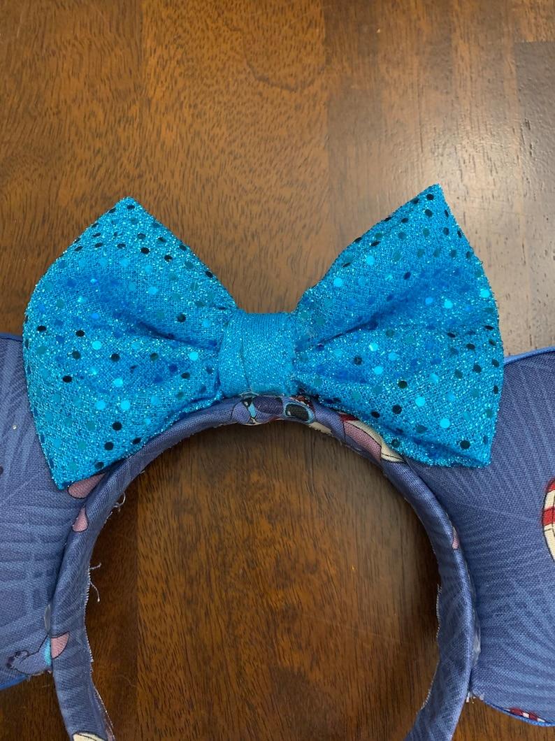 Stitch Disney EarsLilo And StitchBlue Disney EarsEmmaEnchantedStore
