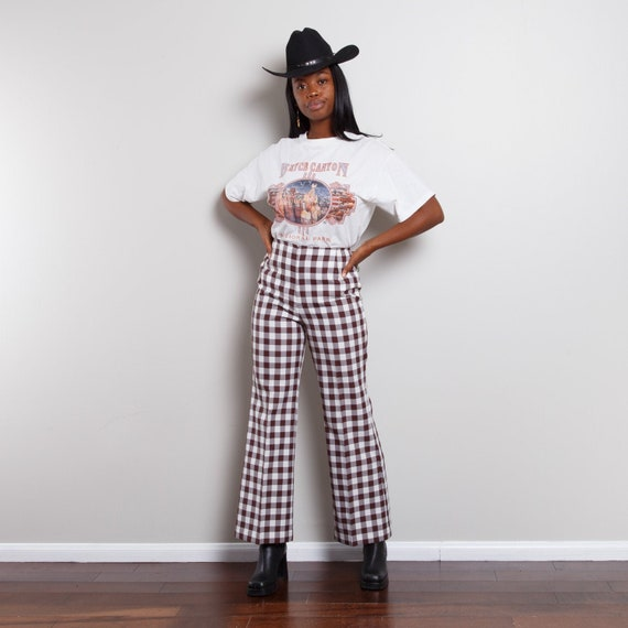 Rare 70s Sears Bell Bottoms