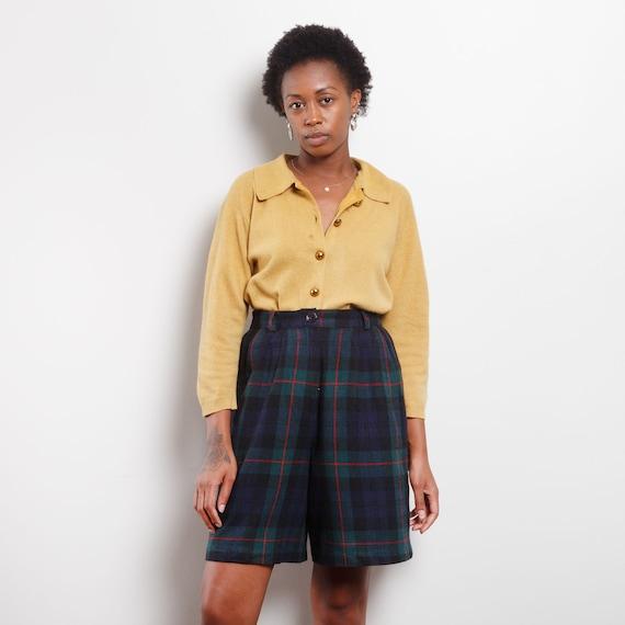 50s Wool Gold Cardigan
