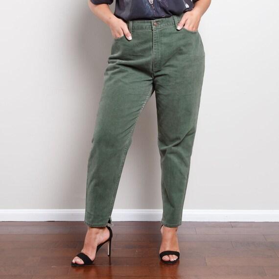 Vintage Green 550 Levi's Jeans - image 2