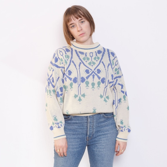 70s/80s Acrylic Sweater