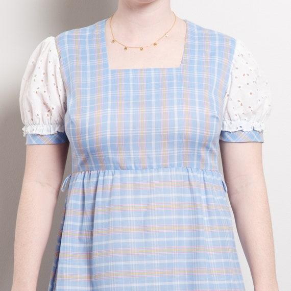 Vintage JC Penney Plaid Dress - image 4
