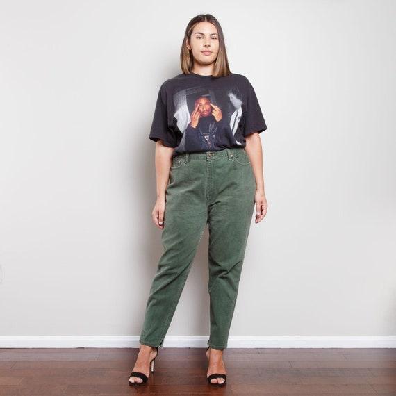 Vintage Green 550 Levi's Jeans - image 1