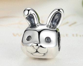 charm coniglio pandora
