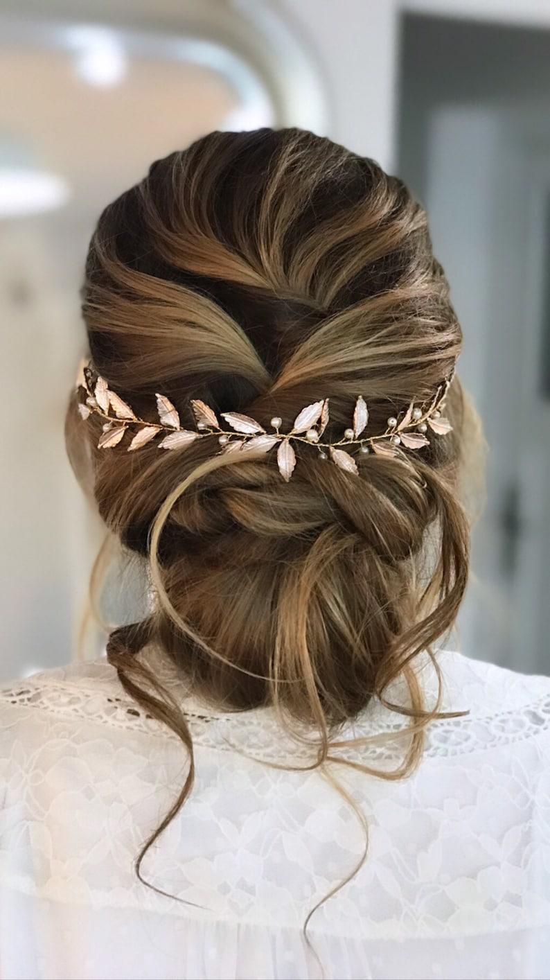 Haarschmuck Braut Boho