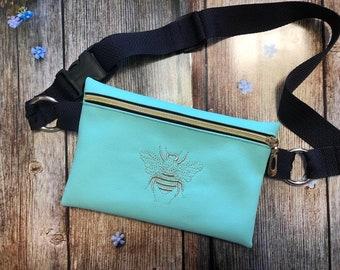 0f20eeb55e51 Fanny pack   Belt bag waist bag leather fanny pack hip bag Bum bag leather  belt pouch hip bag pocket belt leather belt bag women belt bag