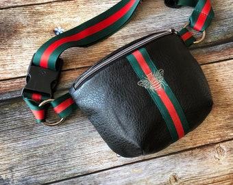 dde41395b7c0 Fanny pack fly monogram Belt bag waist bag fanny pack Bum bag bum bag fanny  pack belt pouch hip bag belt bag women belt bag