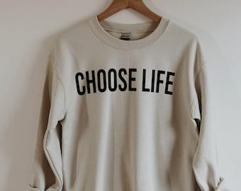 Choose Life T-Shirt All Lives Matter!