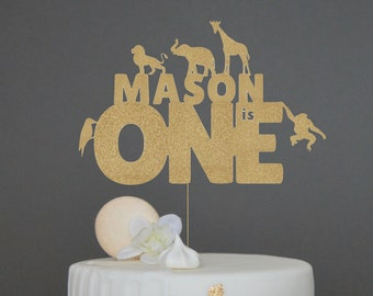 Astounding Lion Cake Topper Etsy Funny Birthday Cards Online Fluifree Goldxyz