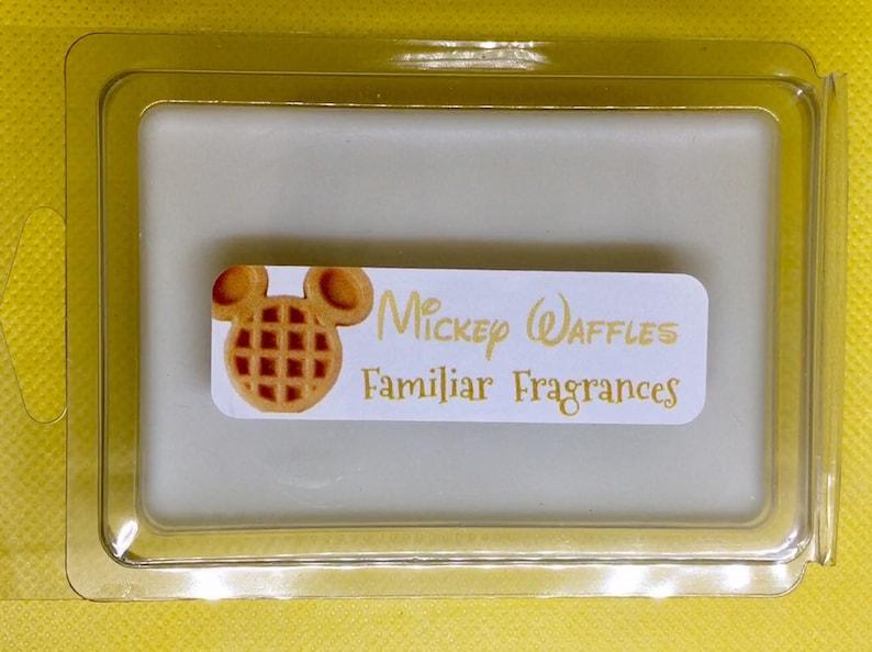 Mickey Waffles Wax Melts