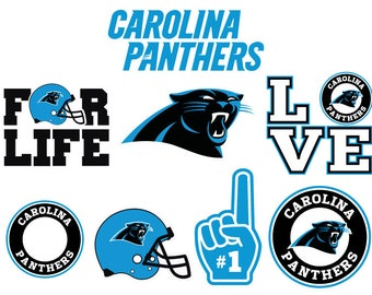 Carolina Panthers Logo Svg Png Jpeg Eps Dxf 7665ed9b0