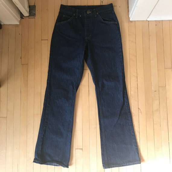 Union Made 1970s Lee Riders jeans - image 4
