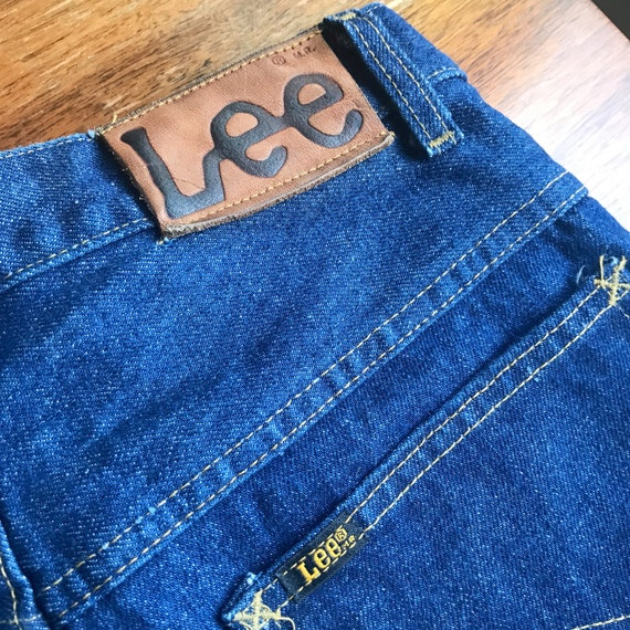 Union Made 1970s Lee Riders jeans - image 3