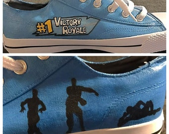 73e962530ec Custom Fortnite Sneakers