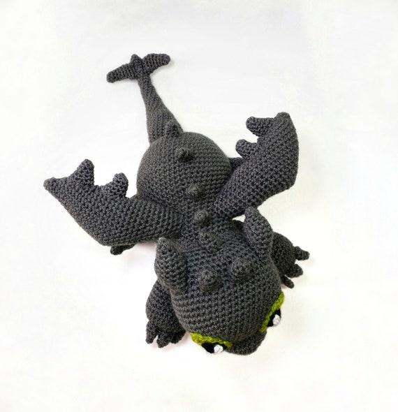 Toothless Dragon Hat   Ganchillo gorros, Gorros crochet, Animales ...   590x570