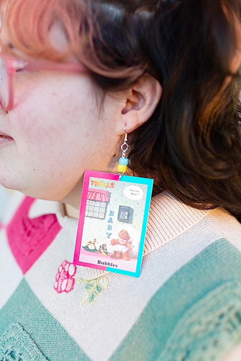 NURSE KRISTIN Earrings TROLL