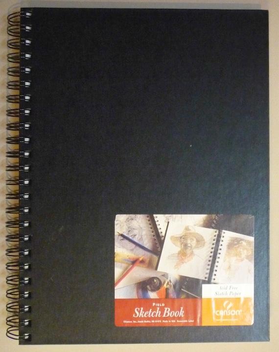 "Canson Field Sketch Book 9x12/"""