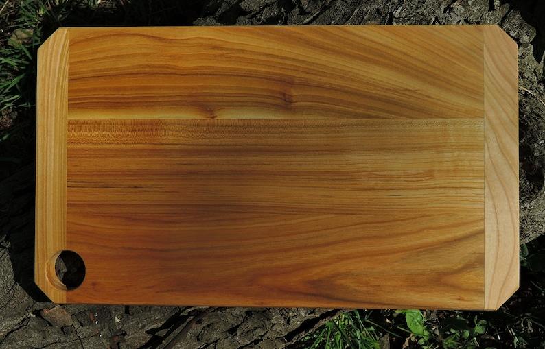 Kitchen Cutting Board Cherry Wood Cutting Board