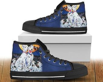 6a81ad9618e6b Dalmatian shoes | Etsy