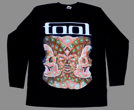 Tool Band Long Sleeve T Shirt, Tool Artwork Longsleeve Tee, Progressive Metal, Progressive Rock Merch