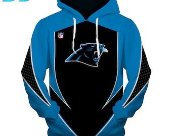 66b179ee8 Carolina Panthers hoodies Men's sweatshirt American Football Pullover