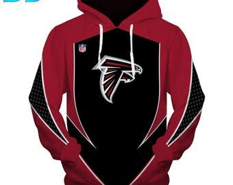 Atlanta falcons sweatshirt | Etsy