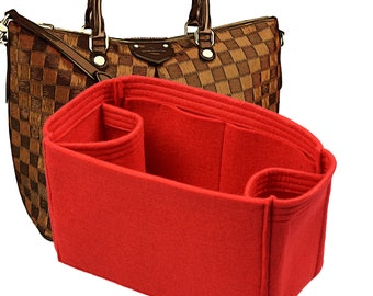 f242eb5f9c5a Organizer for Louis Vuitton Siena, Louis Vuitton Siena Insert, Felt Purse  Organizer, Bag Organizer, Tote Bag Insert, Handbag Shaper