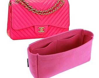 8386a1f8e6b2 Organizer for Chanel Classic Flap Models, Chanel Classic Flap Insert, Felt Purse  Organizer, Bag Organizer, Tote Bag Insert, Handbag Shaper