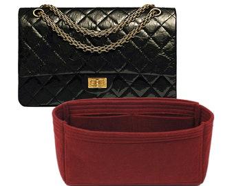cac9d9eb9260 Organizer for Chanel Reissue Models, Chanel Reissue Insert, Felt Purse  Organizer, Bag Organizer, Tote Bag Insert, Handbag Shaper