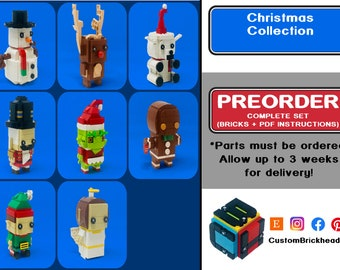 Christmas Collection (PREORDER - 3 Weeks for Delivery!)