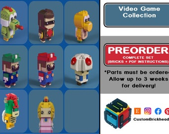 Video Game Collection (PREORDER - 3 Weeks for Delivery!)