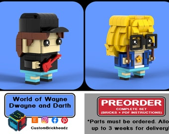 Dwayne's World (PREORDER - 3 Weeks for Delivery!)