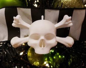 Skull & Crossbones Tree Ornament