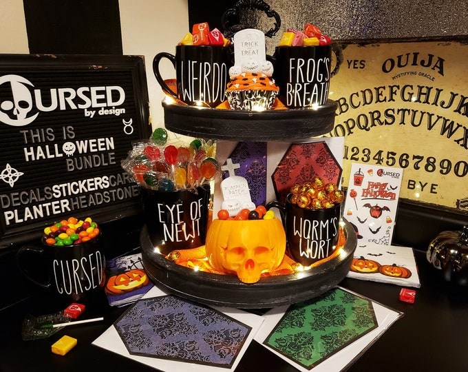Featured listing image: This is Halloween Bundle