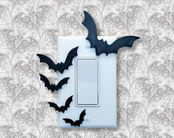 Bat Light Switch Cover