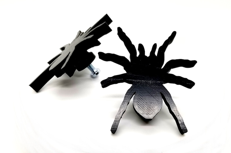 Spider Cabinet Knob  gothic home decor kitchen cabinet image 0