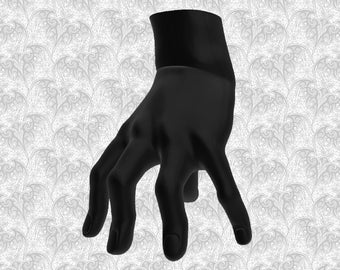 Thing Hand Halloween Decoration    human hand stand evil household accessories goth gothic 3D printed witchy home decor