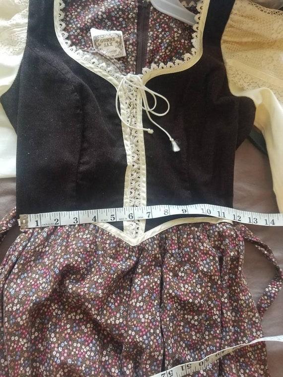 Gunne sax outlander midi prairie dress - image 7