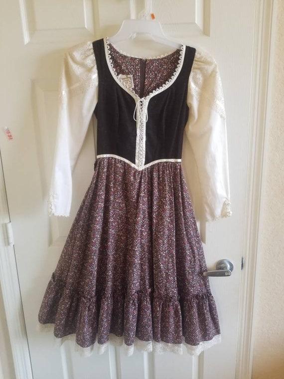 Gunne sax outlander midi prairie dress - image 2